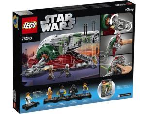 LEGO STAR WARS 75243 - SLAVE I - EDIZIONE 20° ANNIVERSARIO SCATOLA ROVINATA