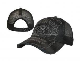 Cappellino da baseball Jack Daniels nero Cappello Vintage Bioworld