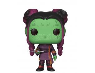 Funko Avengers Infinity War POP Movies Figura Gamora giovane con pugnale 9 cm