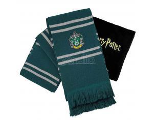 Harry Potter Sciarpa Di Lusso Serpeverde 250 Cm Ufficiale Cinereplicas