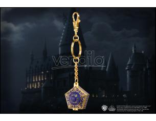 Harry Potter  Portachiavi Rana Di Cioccolato  4 Cm In Metallo Noble Collection