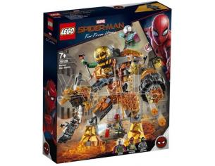 LEGO MARVEL SUPER HEROES 76128 - SPIDER-MAN : LA BATTAGLIA DI MATTLE