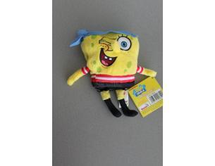Nickelodeon - Spongebob vestito da Pirata Peluche 16cm circa