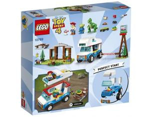 LEGO JUNIORS 10769 - TOY STORY 4: VACANZE IN CAMPER