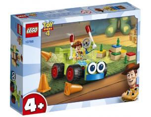 LEGO JUNIORS 10766 - TOY STORY 4: WOODY E RC