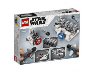 LEGO STAR WARS 75239 ACTION BATTLE ATTACCO AL GENERATORE DI HOTH 20 ANNIVERSARIO