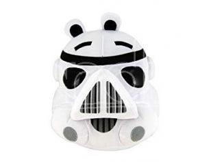 PELUCHE ANGRY BIRDS VERSIONE STAR WARS SNOWTROOPER 12 CM