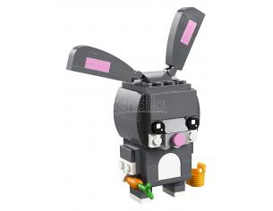 LEGO BRICK HEADZ 40271 - CONIGLIETTO DI PASQUA