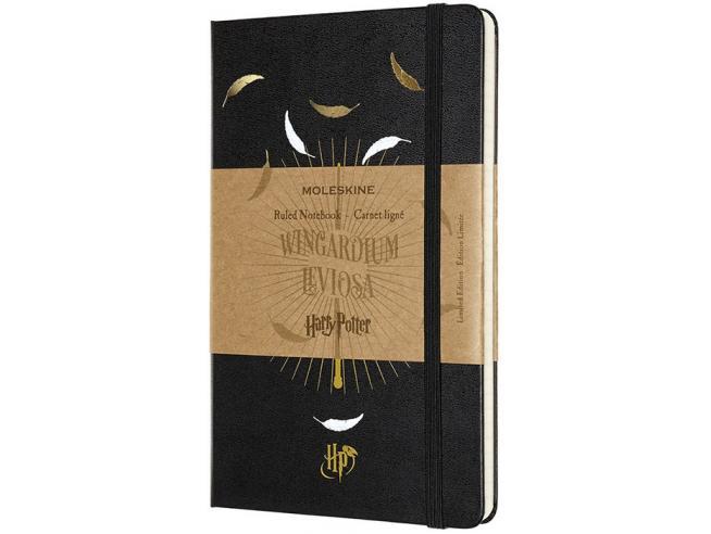 Harry Potter Moleskine Leviosa L.ed. Altri Generi - Guide/libri