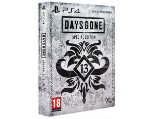 DAYS GONE SPECIAL EDITION AZIONE AVVENTURA - PLAYSTATION 4