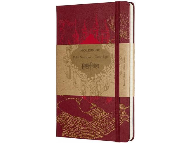 Harry Potter Moleskine L.ed. Taccuino L. Altri Generi - Guide/libri