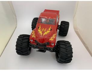 Smartech 08341 Magic Wheel 4wd RTR Nitro Off-Road RC Truck 1:8 Radiocomando