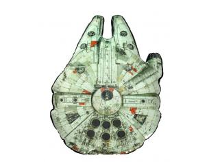 SD TOYS SW MILLENIUM FALCON CUSHION FORM CUSCINO