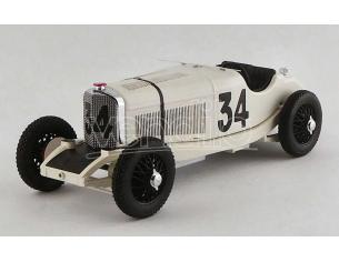 Rio RI4598 MERCEDES SSK R.CARACCIOLA 1929 N.34 3rd MONACO GP 1:43 Modellino