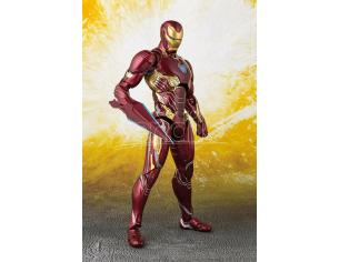 BANDAI AIW IRON MAN MK50 NANO WEAPON SHF SET ACTION FIGURE