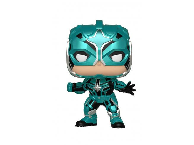 Funko Capitan Marvel POP Marvel Vinile Figura Yon-Rogg 9 cm