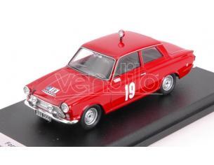 Trofeu TFRRUK11 FORD CORTINA GT N.19 RAC RALLY 1964 H.TAYLOR-B.MELIA 1:43 Modellino