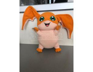 Digimon - Peluche Digimon Patamon con ventose nelle zampe superiori 20cm