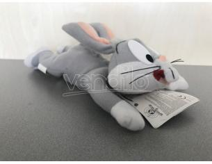 PLAY BY PLAY LOONEY TUNES - Peluche Bugs Bunny sdraiato 18cm