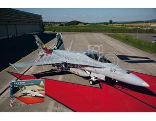 Italeri IT1429 F/A 18 HORNET SUISSE A.F./RAAF KIT 1:72 Modellino