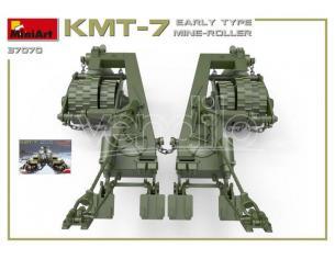 Miniart MIN37070 KMT-7 EARLY TYPE MINE ROLLER KIT 1:35 Modellino