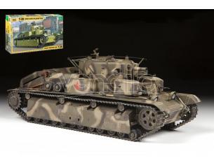 Zvezda Z3694 T-28 HEAVY TANK KIT 1:35 Modellino