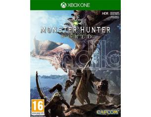 MONSTER HUNTER: WORLD (UK) GIOCO DI RUOLO (RPG) - XBOX ONE