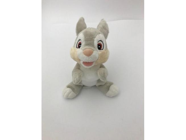 DISNEY Bambi - Mini Peluche Tamburino l'amico di Bambi 16cm