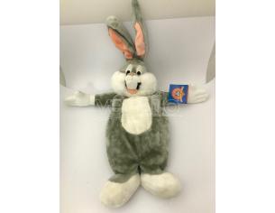 Peluche Bugs Bunny gigante con apertura nella schiena 77cm