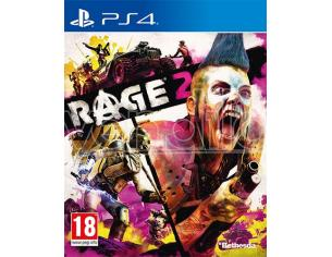 RAGE 2 SPARATUTTO - PLAYSTATION 4