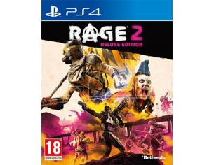 RAGE 2 - DELUXE EDITION SPARATUTTO PLAYSTATION 4