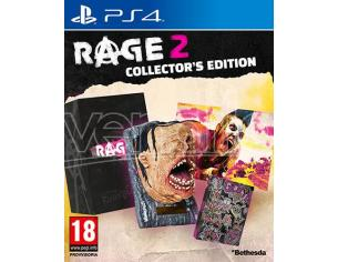RAGE 2 - COLLECTOR'S EDITION SPARATUTTO PLAYSTATION 4