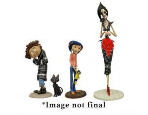 NECA CORALINE BEST OF FIGURE SET MINI FIGURA