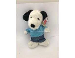Peluche Snoopy vestito 28 cm Peanuts