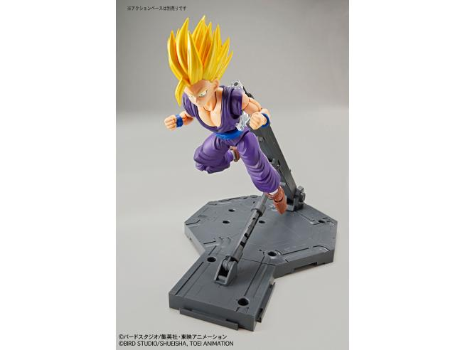 Bandai Model Kit Figura Rise Super Saiyan 2 Son Gohan Std Model Kit