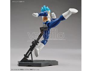 Bandai Model Kit Figura Rise Super Saiyan God Vegeta Model Kit