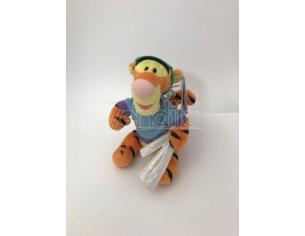 Winnie The Pooh Peluche Tigro sciatore 15 cm Fisher Price