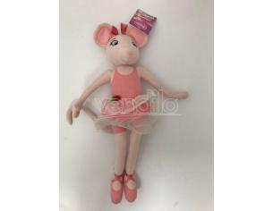 Angelina Ballerina Peluche Angelina con tutù 44 cm