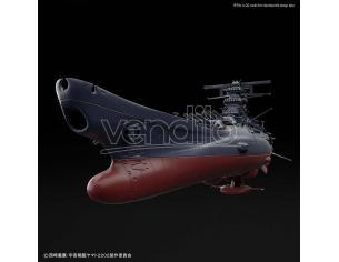 BANDAI MODEL KIT YAMATO 2202 YAMATO FINAL BATTLE 1/1000 MODEL KIT