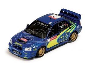 Ixo model RAM130 SUBARU IMPREZA WRC N.7 2003 1:43 Modellino