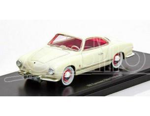 Autocult ATC90066 VW KARMANN GHIA PROTOTYP 1954 1:43 Modellino