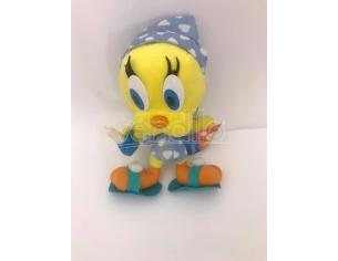 Peluche Titti con pigiama 20 cm looney Tunes Disney