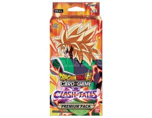 DRAGON BALL PREMIUM PACK CLASH OF FATES - CARTE DA GIOCO/COLLEZIONE