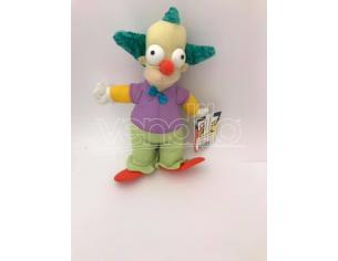 The Simpson - Peluche Krusty il Clown 30cm circa