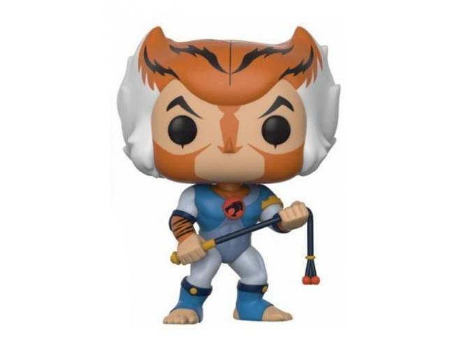 Funko Thundercats POP Television Figura Tygra 9 cm Esclusiva Scatola rovinata