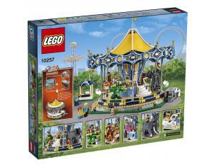 LEGO CREATOR 10257 - CAROUSEL GIOSTRA SPECIALE COLLEZIONISTI SCATOLA ROVINATA