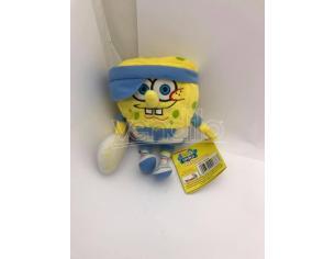 Nickelodeon - Spongebob vestito da Tennista Peluche 16cm circa