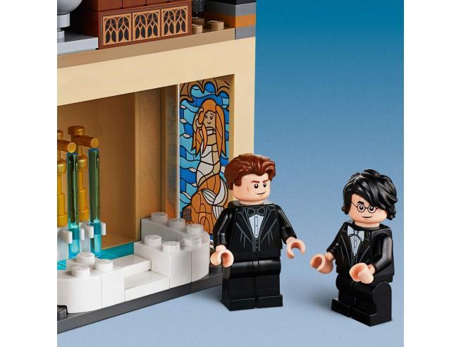 LEGO HARRY POTTER 75948 - LA TORRE DELL'OROLOGIO DI HOGWARTS