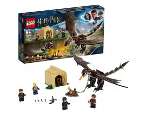 LEGO HARRY POTTER 75946 - LA SFIDA DELL'UNGARO SPINATO AL TORNEO TREMAGHI
