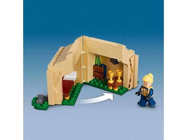 LEGO HARRY POTTER 75946 - LA SFIDA DELL'UNGARO SPINATO AL TORNEO TREMAGHI
